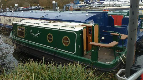 SEA OTTER NARROWBOAT 26
