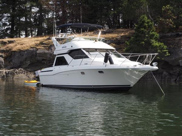 Bayliner 3488 Avanti  At Rest