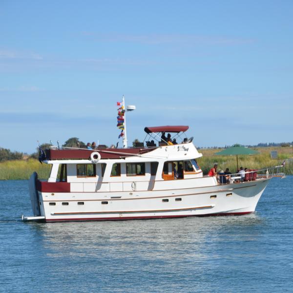 Marine Trader 50 Trawler