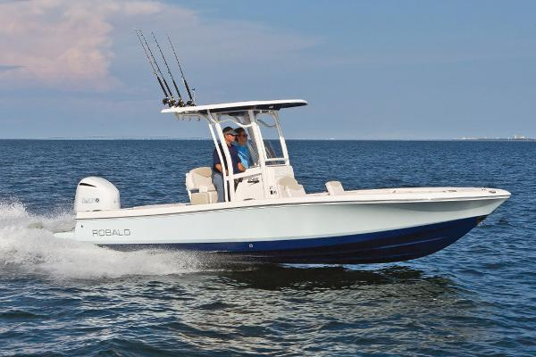 Robalo 246 Cayman Manufacturer Provided Image