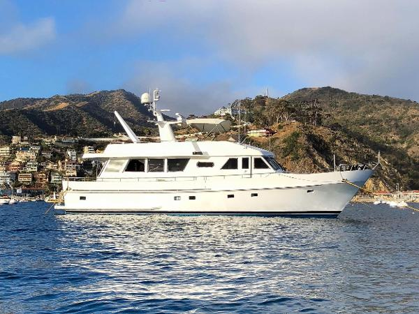 Moonen Flush Deck Motoryacht 65' Moonen CAMAI (Ex-Pamacea)