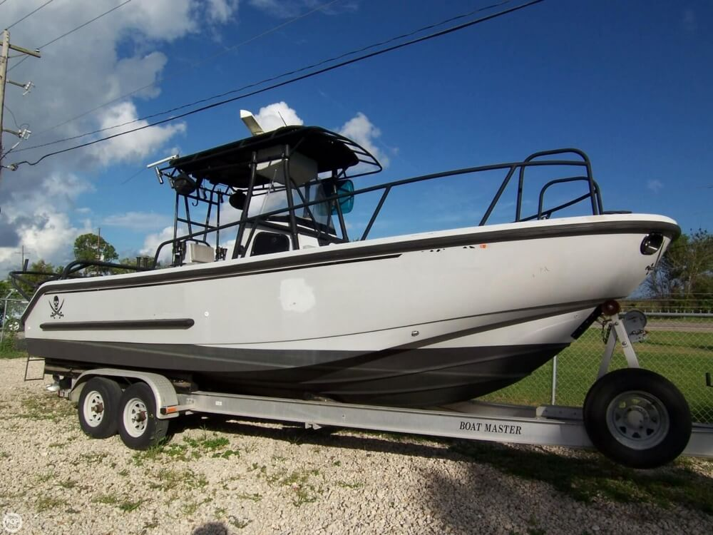 Boston Whaler 26 Outrage - Justice Edition 2000 Boston Whaler 26 Outrage - Justice Edition for sale in Slidell, LA