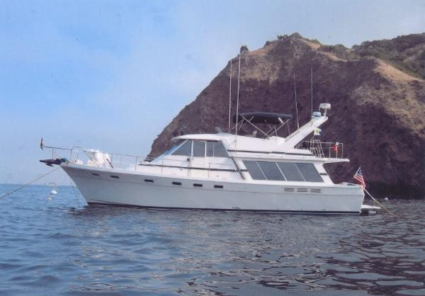 "Bayliner 4588 Pilothouse Motoryacht 45' Bayliner ""SEA PEARL"""