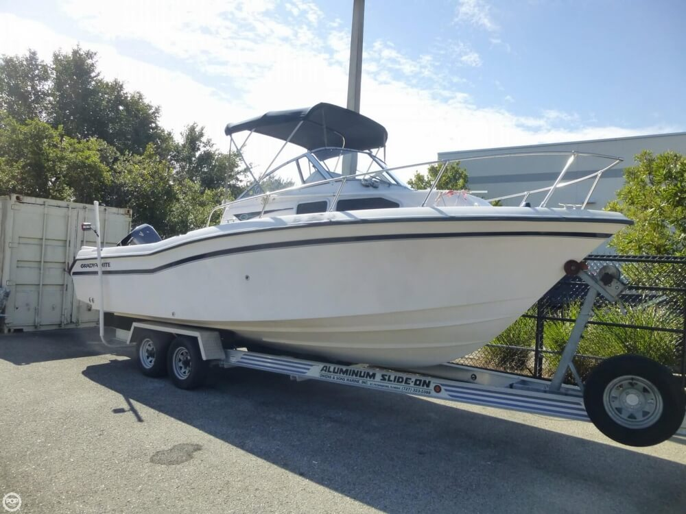 Grady-White 248 Voyager 2000 Grady-White 248 Voyager for sale in Wesley Chapel, FL