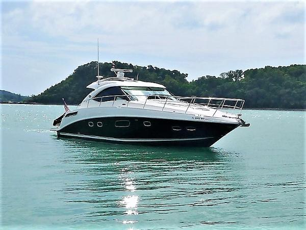 Sea Ray 430 Sundancer Sea Ray 43 Sundancer Profile