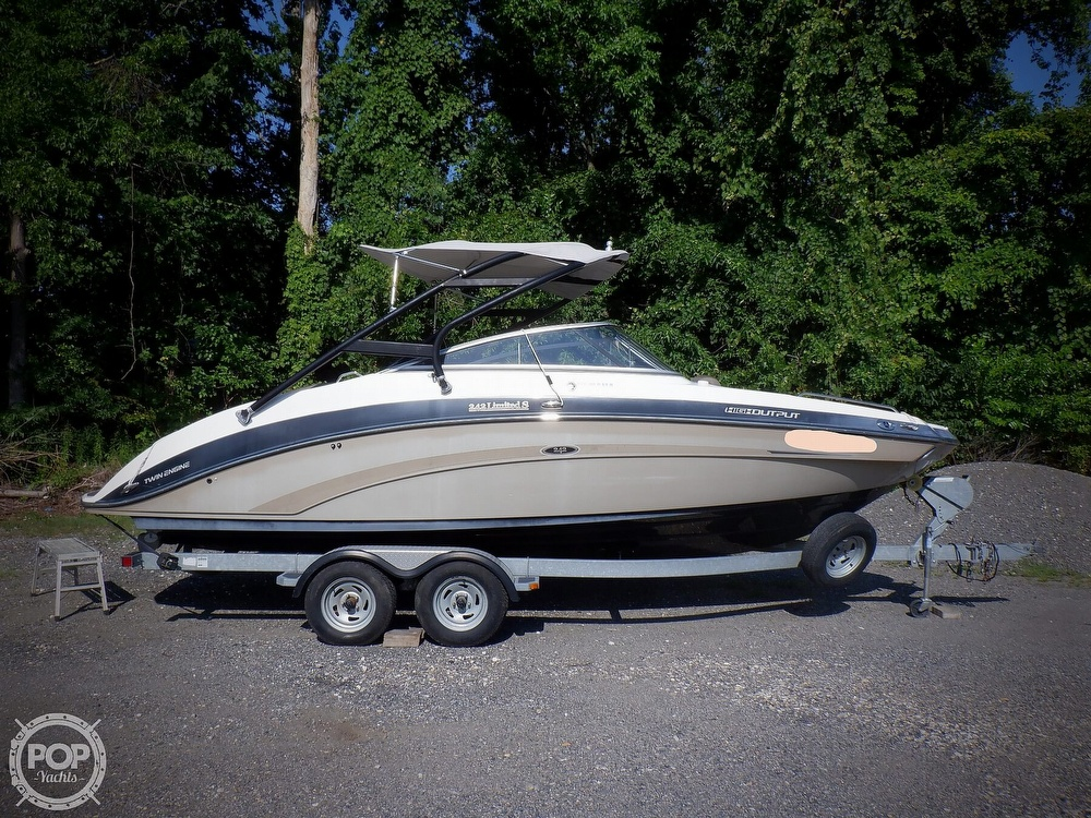 Yamaha Boats 242 Limited S 2013 Yamaha 242 Limited S for sale in Middle River, MD