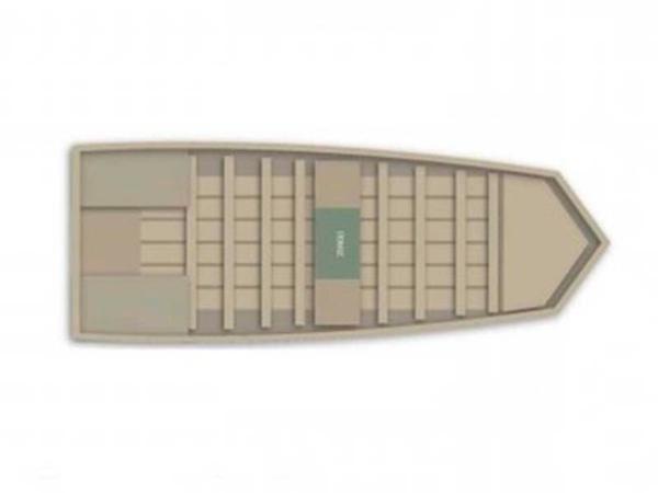 Alumacraft MV 1648 SS AFT 15