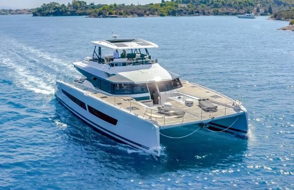 Fountaine Pajot 2021 Power Catamaran 67
