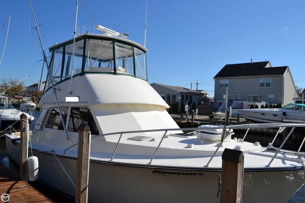Henriques 38 1999 Henriques 38 for sale in Jersey Shore, NJ