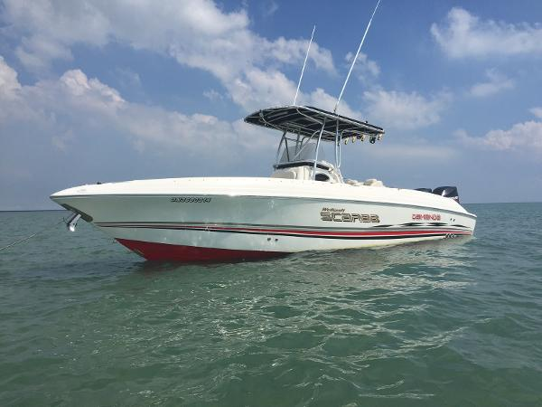 Wellcraft 29 Scarab Sport Open