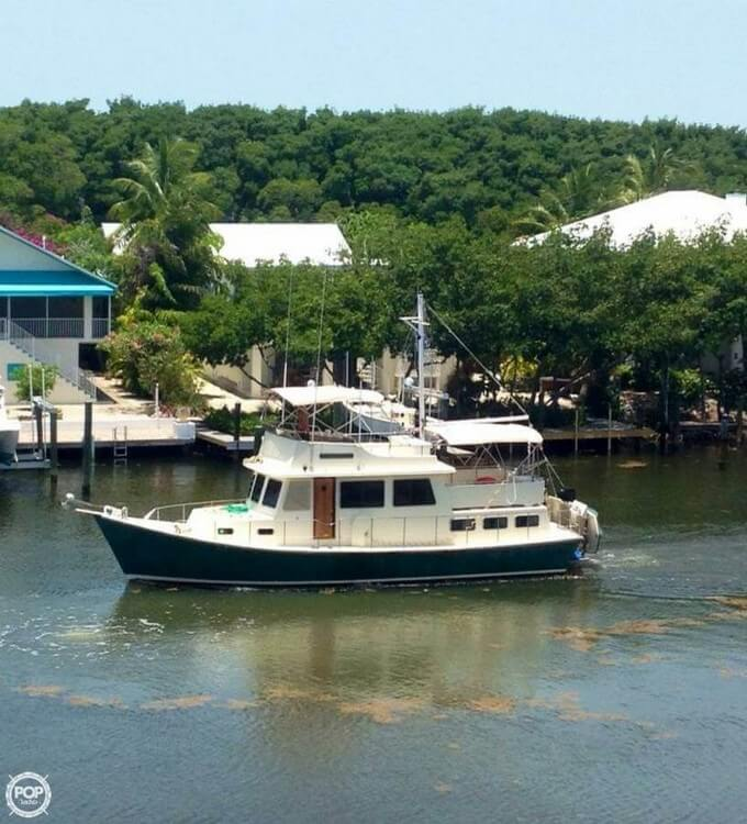 Thompson 44 Long Range Trawler 1977 Thompson 44 Long Range Trawler for sale in Key Biscayne, FL