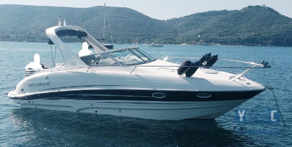 Larson Boats Cabrio 274 fotolarson