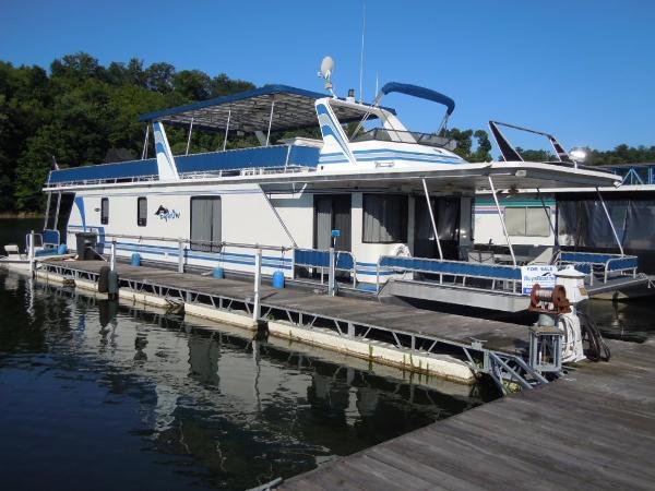 Stardust 16x75 Houseboat