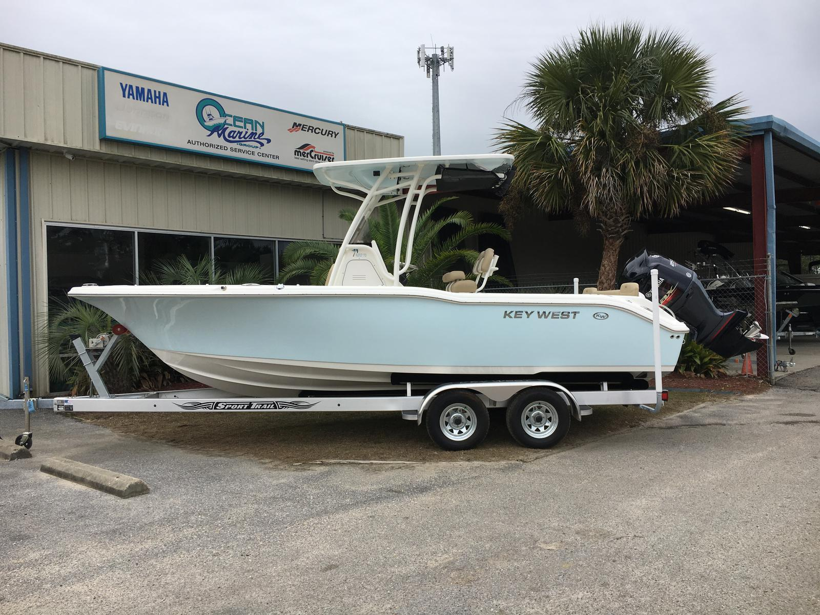 Key West Boats, Inc 239FS