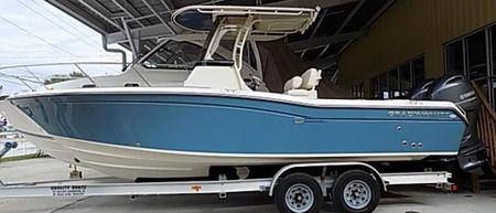 Grady-White 257 Fisherman boats for sale - boats com