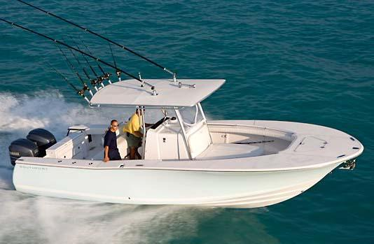 Southport 28 Center Console Manufacturer Provided Image