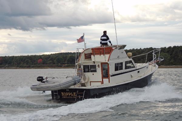 Wilbur Flybridge Cruiser Wilbur/Newman 30