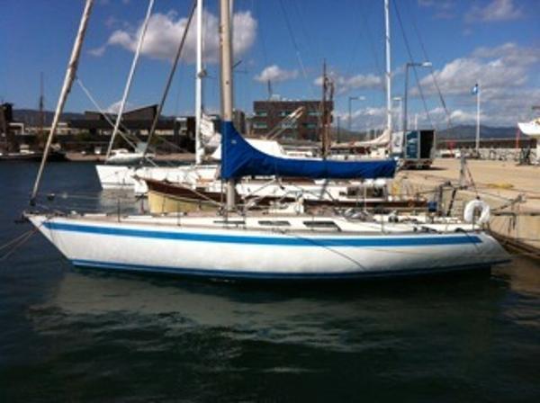 Sweden Yachts 41