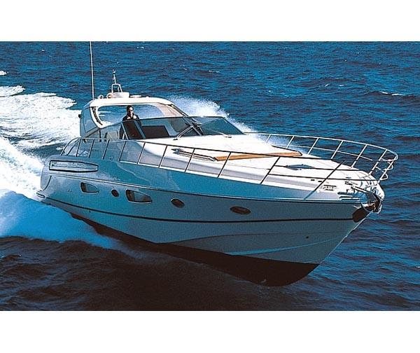Riva 59 Mercurius Manufacturer Provided Image