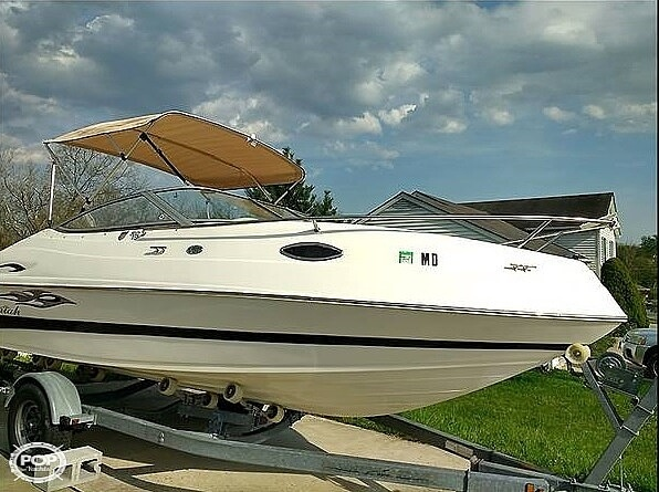 Mariah 19 SC 2007 Mariah 19 SC for sale in Emmitsburg, MD