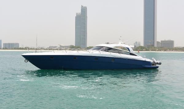 Baia Aqua 54 Motor Yacht