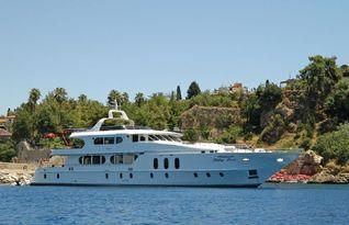 Miss Tor Yacht Custom 135