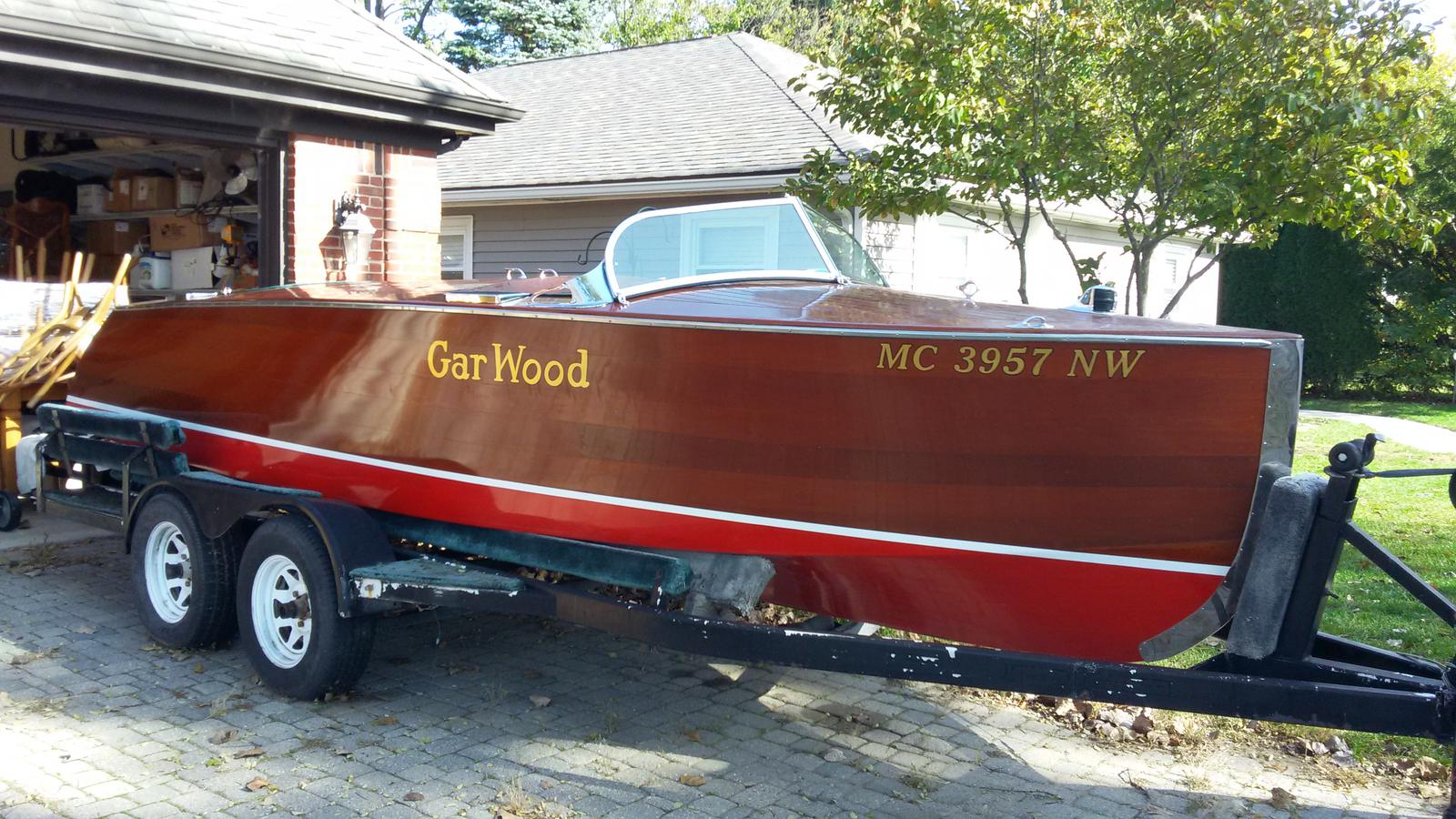 Garwood 19' Split Cockpit
