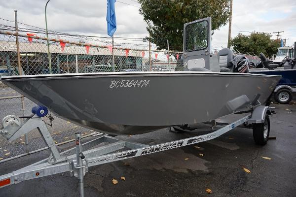Rh Boats 16 Pro-V