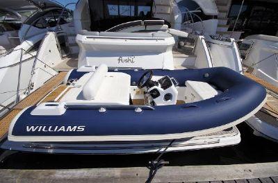 Williams Jet Tenders Sportjet 345