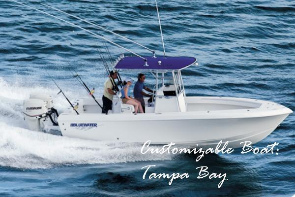 Bluewater Sportfishing 23t
