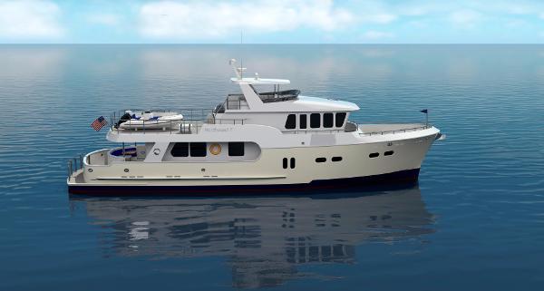 Northwest Motor Yacht