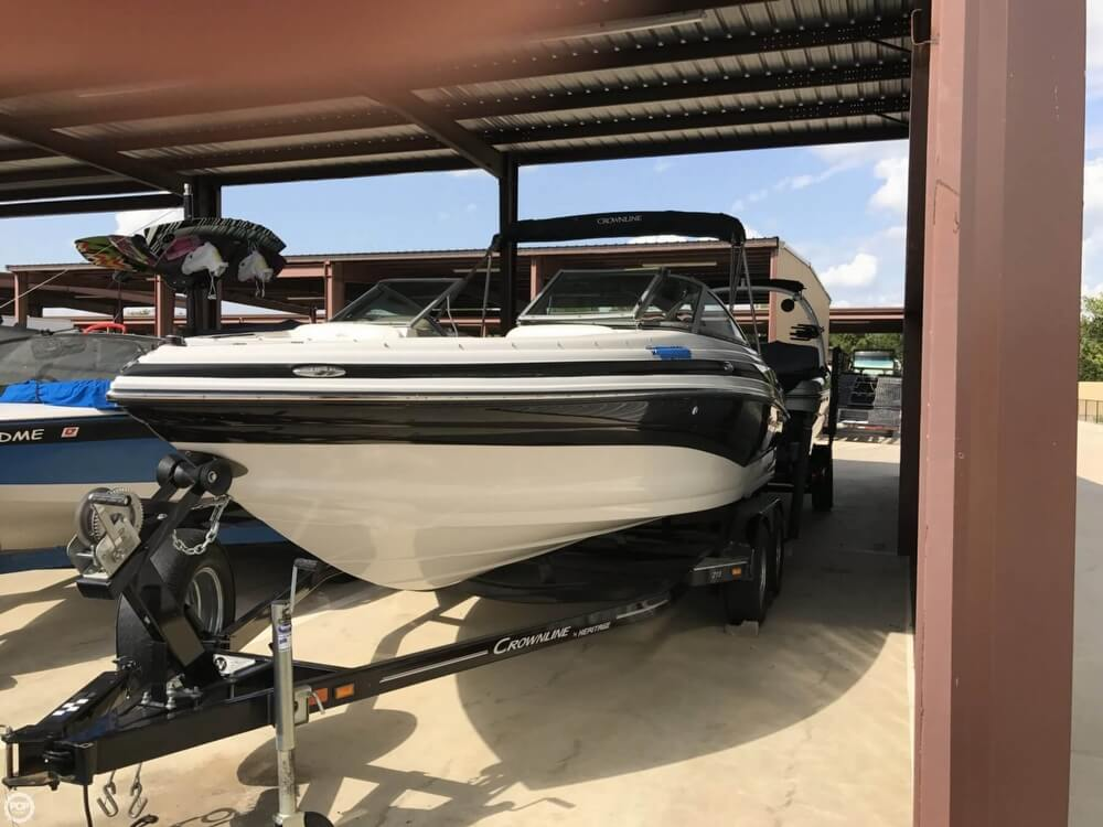 Crownline ss boats for sale