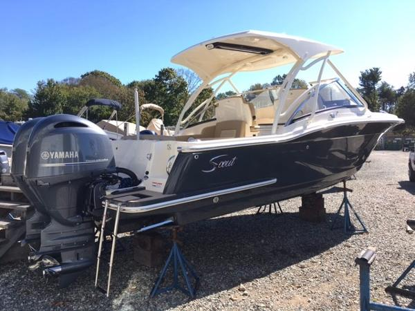 Scout 255 Dorado 255 Dorado Scout For Sale