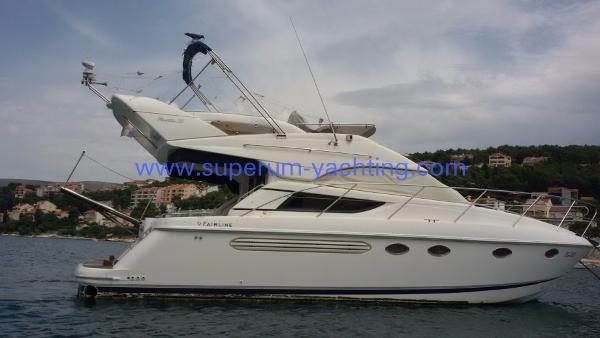 Fairline Phantom 38 Fairline Phantom 38