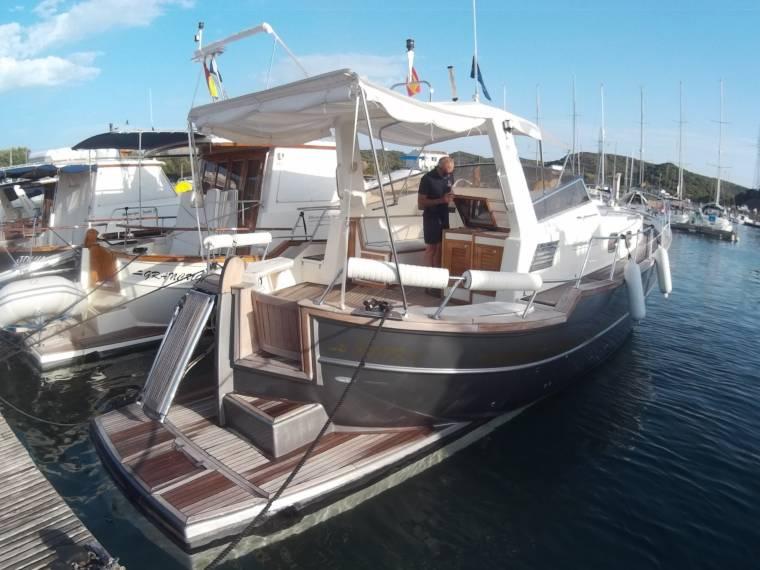 Menorquin Menorquin Yachts C120 Open