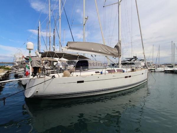 Hanse 540e - 540