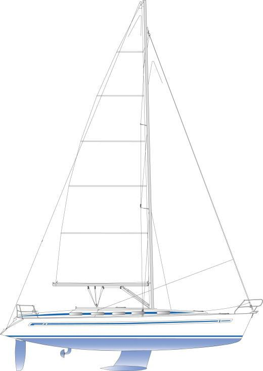 Manufacturer Provided Image: Side Plan