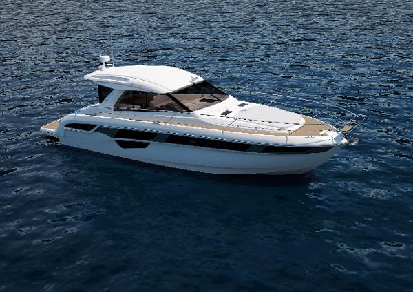 Bavaria Sport 450 Coupe Manufacturer Provided Image: Bavaria Sport 450 Coupe