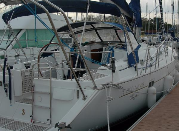 Beneteau Oceanis 423 Celebration