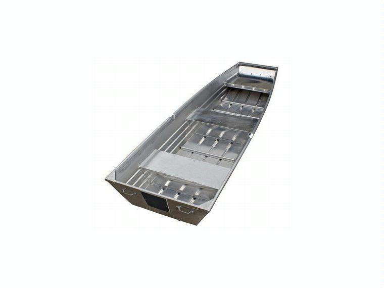 Alu-Marine Boot J12 Silver-Edition
