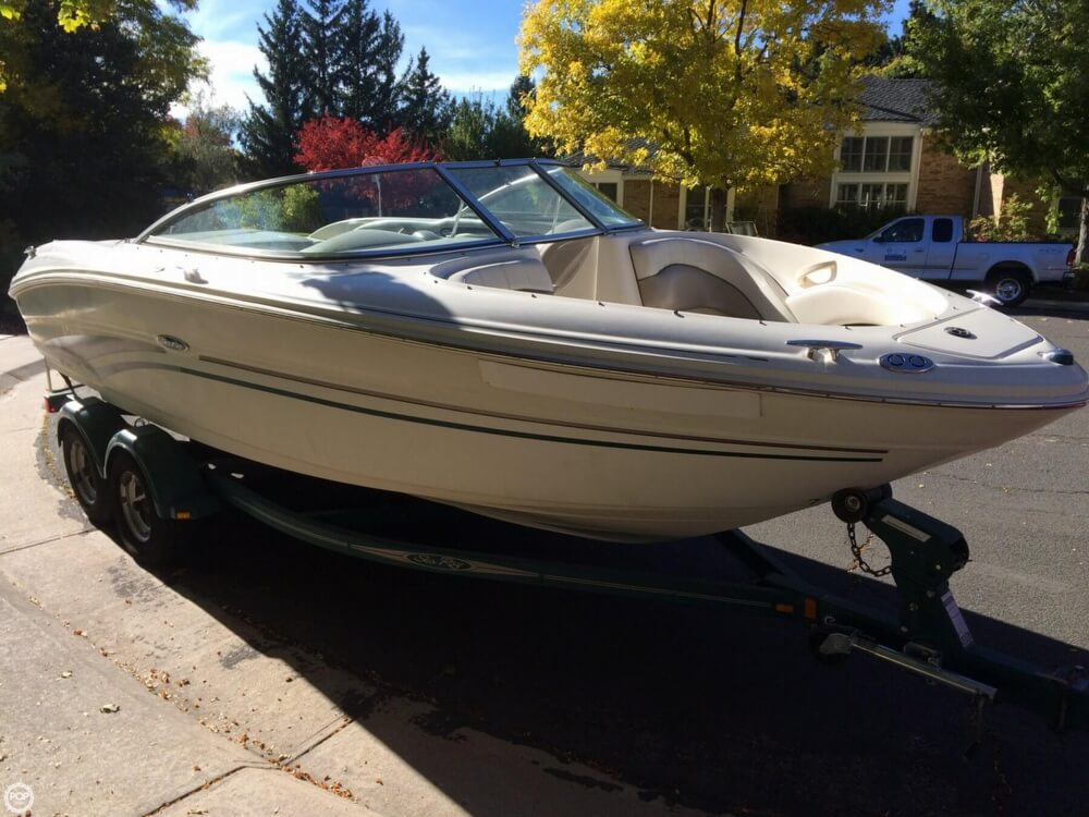 Sea Ray 220 2002 Sea Ray 220 for sale in Centennial, CO