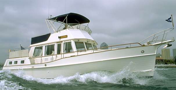 Grand Banks 42 Motoryacht Manufacturer Provided Image