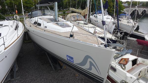 Hanse 430e Hanse 430E