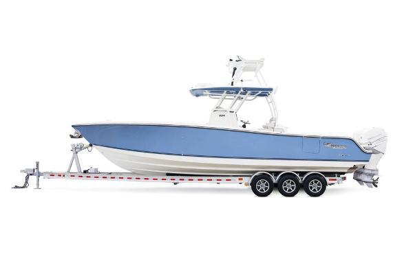 Mako 334 CC Sportfish Edition
