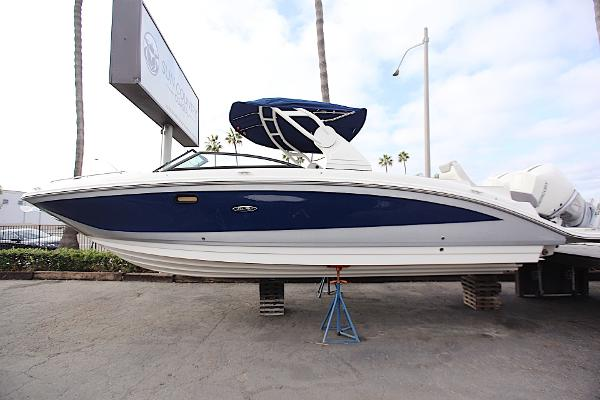 Sea Ray 290 Sundeck OB