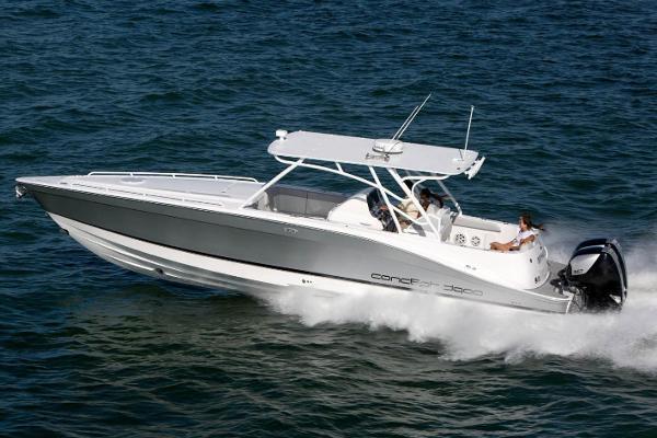 Concept 39' Cuddy Cabin