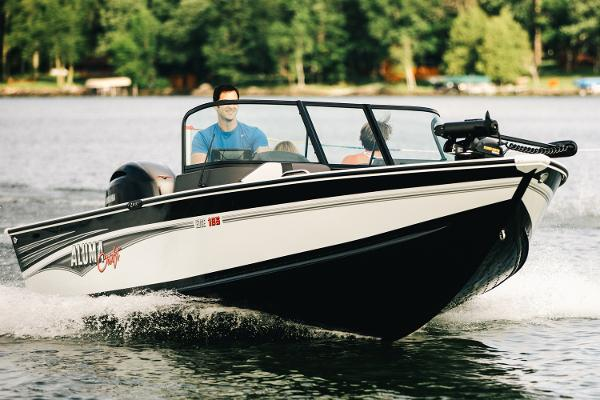 Alumacraft Edge 185 Sport Manufacturer Provided Image
