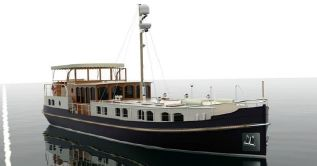 Conrad Barge 70