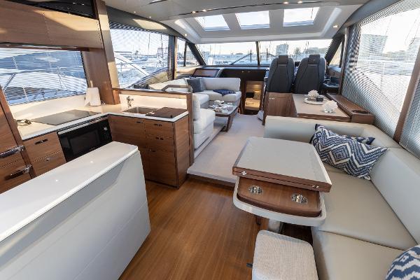 Princess S60 - Deck Saloon
