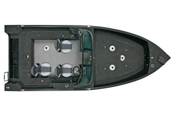 Alumacraft Competitor 205 Sport